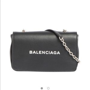 Balenciaga wallet bag